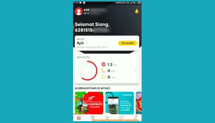 Cara Daftar Paket Nelpon Indosat