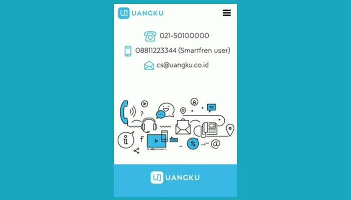 Cara Transfer Pulsa Smartfren Lewat Aplikasi Uangku