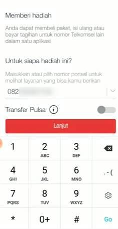 Cara Transfer Pulsa Telkomsel Terbaru