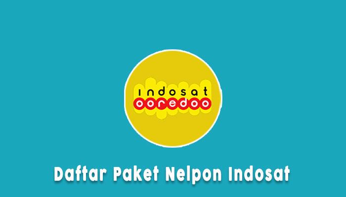 Paket Nelpon Indosat Murah