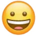 Arti Emoticon Wajah Bahagia