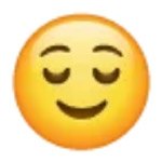 Arti Emoticon Whatsapp Mata Senyum