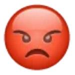 Arti Emoticon Whatsapp Wajah Merah Atau Marah