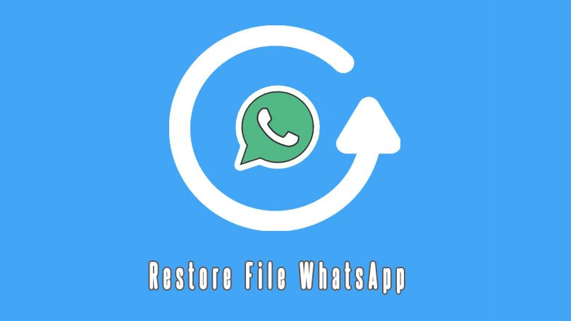 Restore File Whatsapp