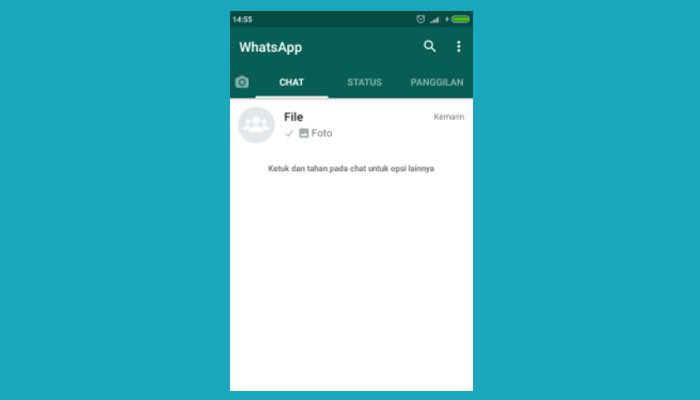 Cara Ganti Nomor Whatsapp Tanpa Verifikasi