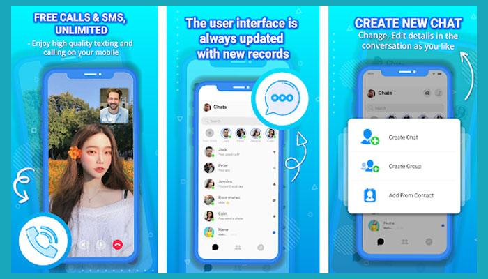 Cara Login Wa Dengan Aplikasi Fake Messenger