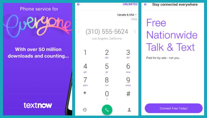 Cara Login Wa Dengan Aplikasi Textnow