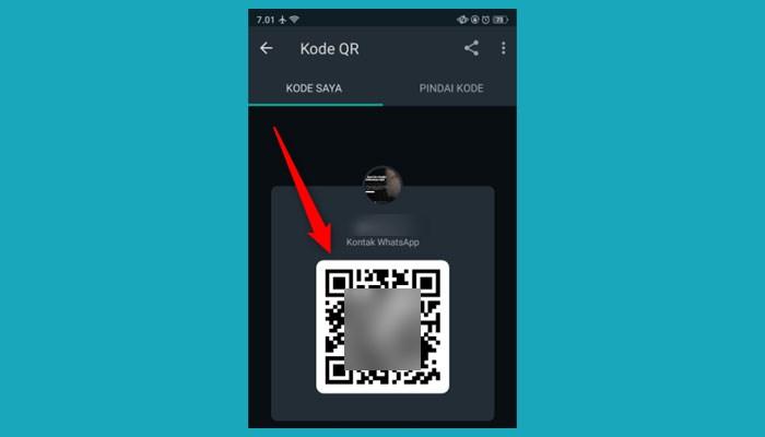 Cara Membuat Barcode Whatsapp Dengan Logo