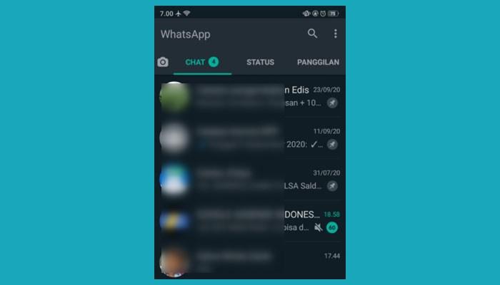 Cara Membuat Barcode Whatsapp Ke Chat Pribadi