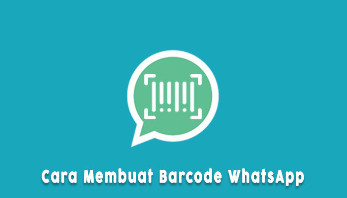 Cara Membuat Barcode Whatsapp Sendiri