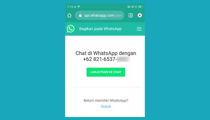 Cara Membuat Kode Qr Whatsapp