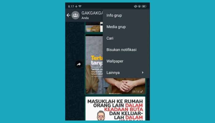 Cara Membuat Link Invite Whatsapp Grup