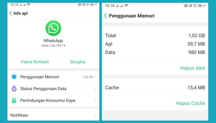 Cara Mengatasi Status Whatsapp Tidak Muncul