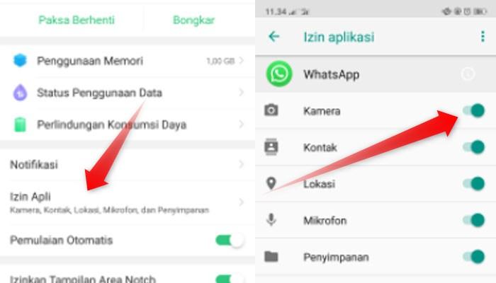 Cara Mengatasi Wa Tidak Bisa Video Call Di Iphone