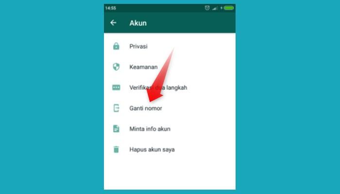 Cara Mengetahui Orang Ganti Nomor Whatsapp