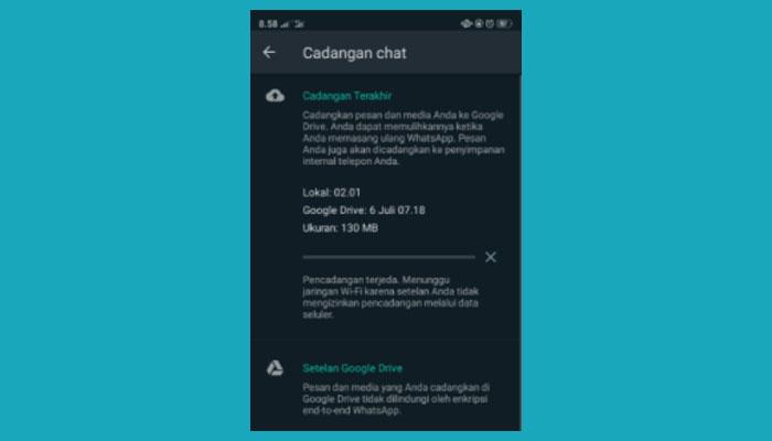 Cara Mengganti Tema Whatsapp Di Xiaomi