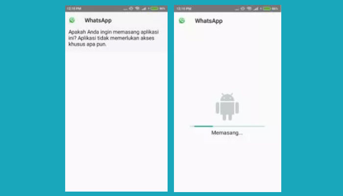 Cara Mengganti Tema Whatsapp Original