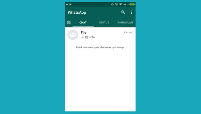 Cara Menghentikan Download Otomatis Whatsapp