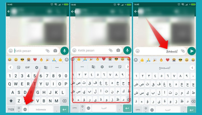 Download Bahasa Arab Whatsapp