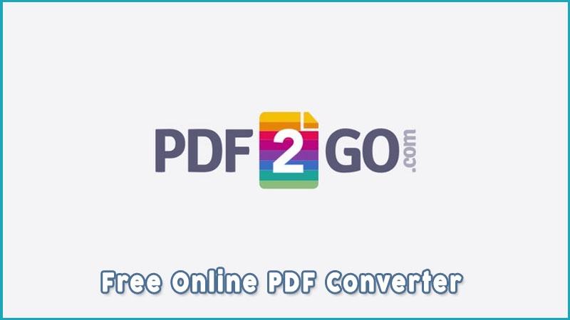 Pdf2go Tool Kompres Pdf Secara Online Dan Gratis