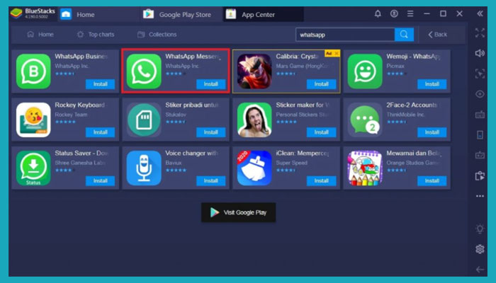 Cara Install Whatsapp Di Laptop Tanpa Scan Barcode