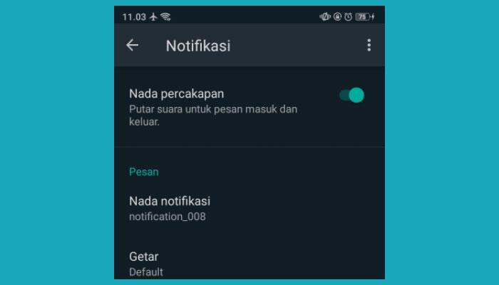 Cara Mengatasi Notifikasi Whatsapp Tidak Bunyi Di Iphone