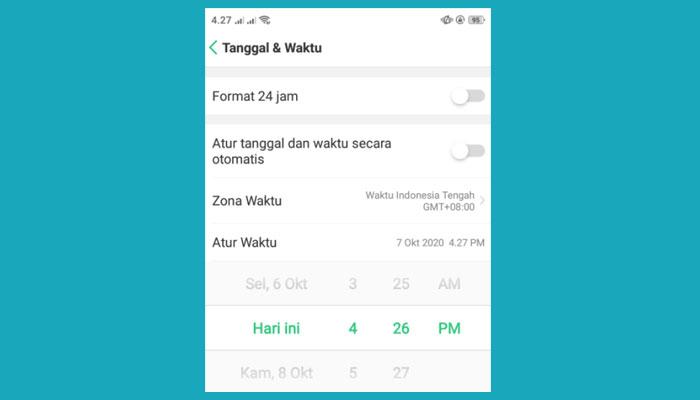 Cara Mengganti Tanggal Kadaluarsa Whatsapp
