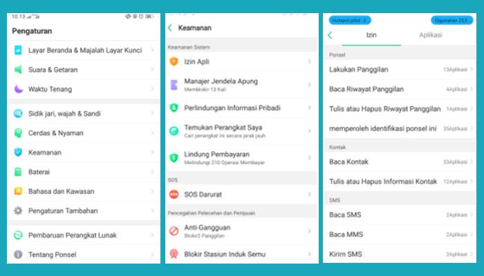 Cara Mengizinkan Whatsapp Mengakses Kontak Di Xiaomi