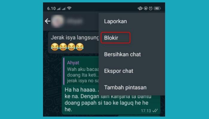 Cara Menonaktifkan Panggilan Whatsapp Tanpa Aplikasi