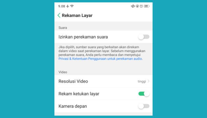 Cara Merekam Video Call Whatsapp Dengan Suara