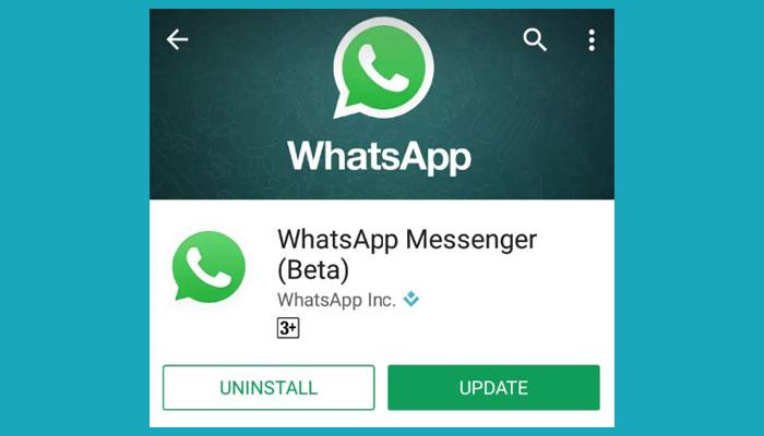 Panggilan Whatsapp Ditolak