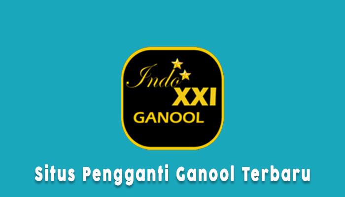 Situs Mirip Ganool