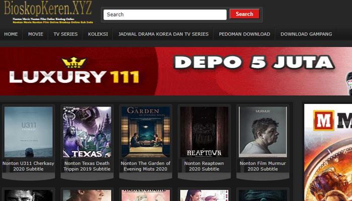 Situs Nonton Film Gratis Pengganti Indoxxi