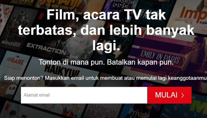 Situs Nonton Film Online Selain Indoxxi