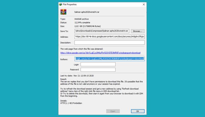 Cara Lanjutkan Download Idm Expired