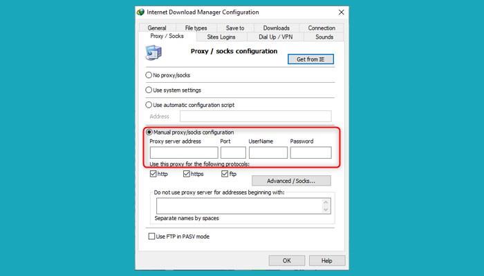 Cara Mempercepat Idm Dengan Proxy