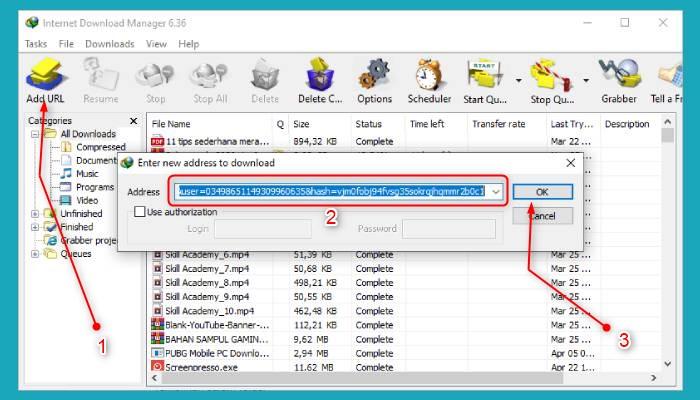 Download Gdrive Denggan Idm 2020