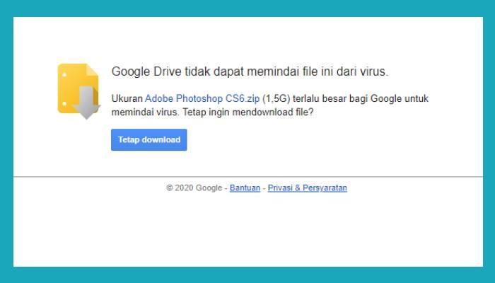 Idm Tidak Bisa Download Google Drive