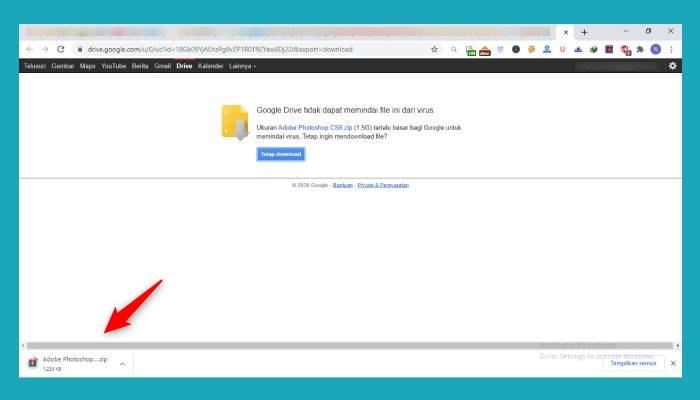 Mengatasi Idm Tidak Bisa Download Google Drive