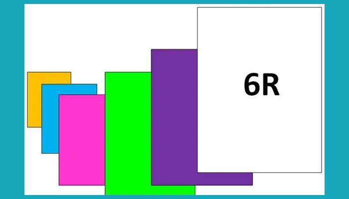 Ukuran 6r Dalam Pixel