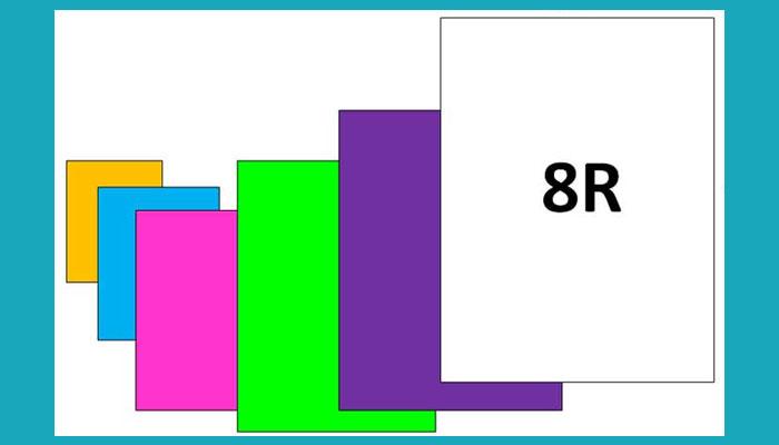 Ukuran 8r Dalam Pixel