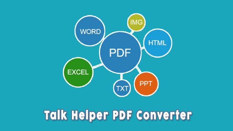 Talk Helper Pdf Converter Tool Konversi Word Ke Pdf Online