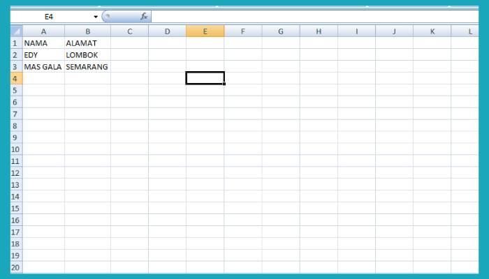 Cara Membuat Mail Merge Di Word 2010
