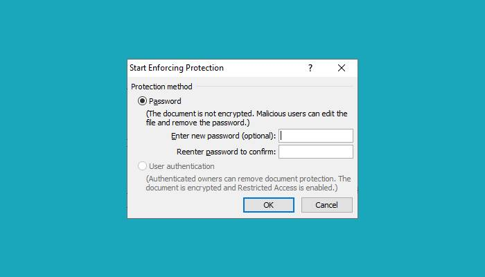 Cara Mengunci File Word Agar Tidak Berubah