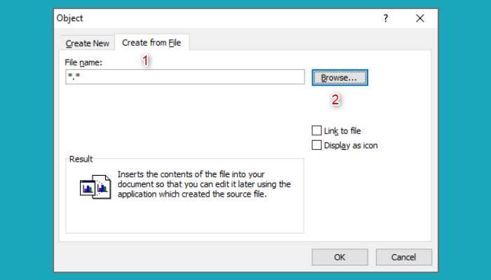 Cara Menyatukan Beberapa File Word