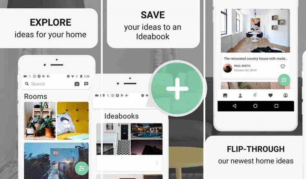 Aplikasi Desain Rumah Android Homify