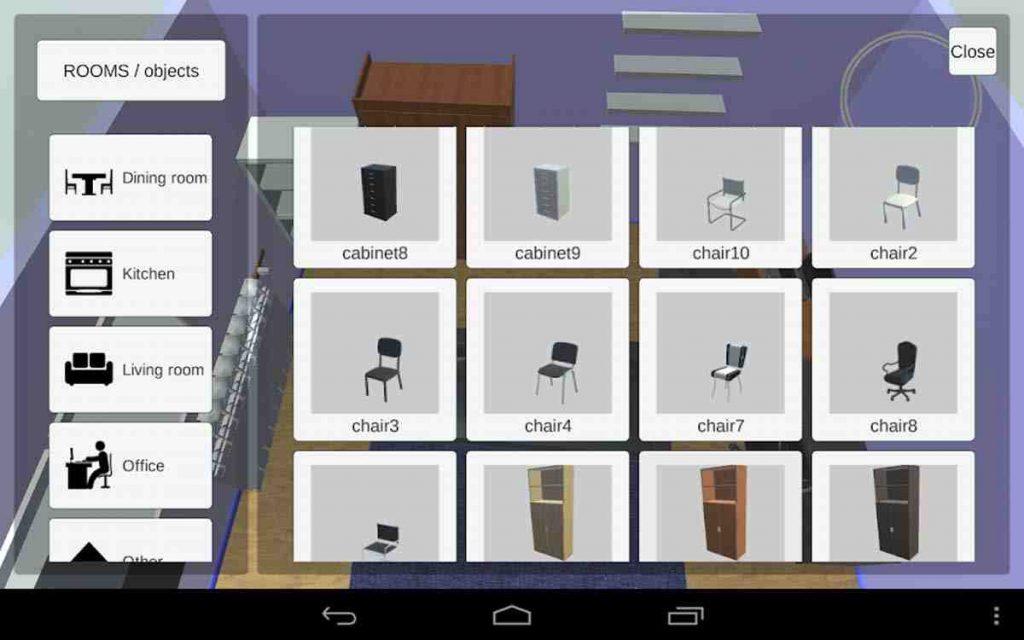 Aplikasi Desain Rumah Android Roomcreatorinteriordesign